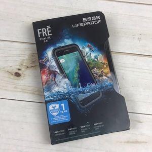 Pixel XL Frë Lifeproof Black Phone Case NEW